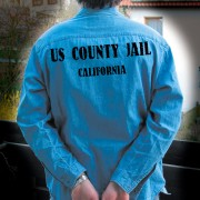 Hemd - County Jail -