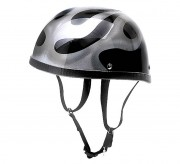 Helm Flame Silver